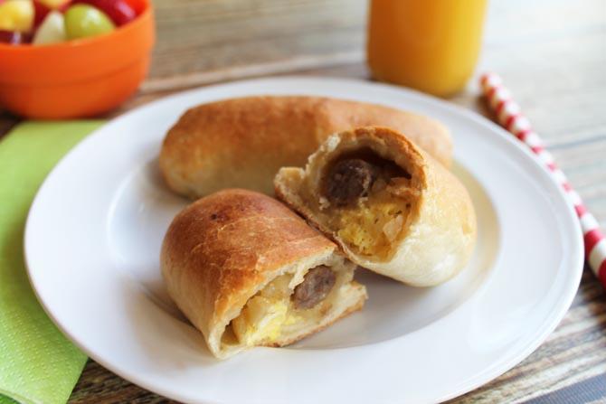 Breakfast Kolaches Recipe   Yummly