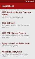 Screenshot of Daily (formerly Common Prayer)