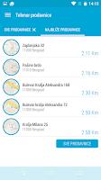 Screenshot of Moj Telenor