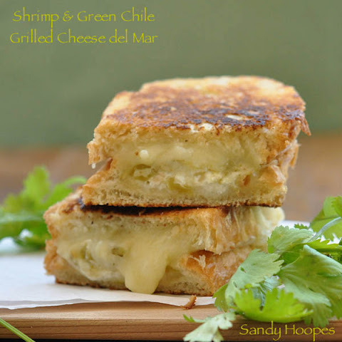 Grilled Cheese del Mar