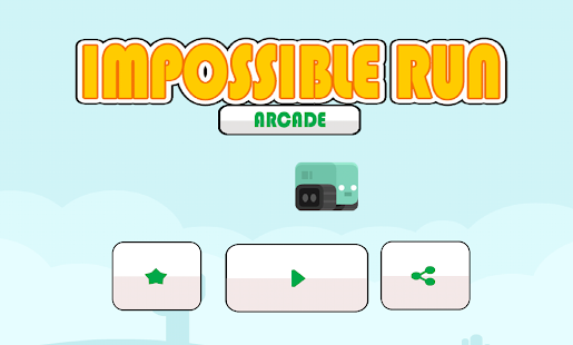 Impossible Run Arcade - screenshot