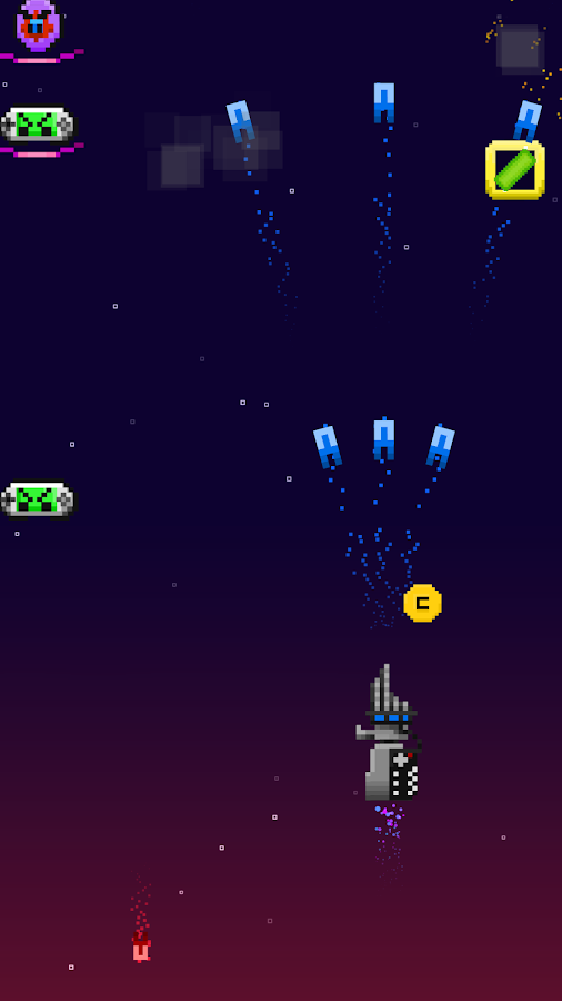 Astro Attack Screenshot 3