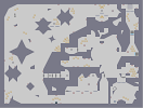 Thumbnail of the map 'Skull of a creature that focuses on shimmering stars'