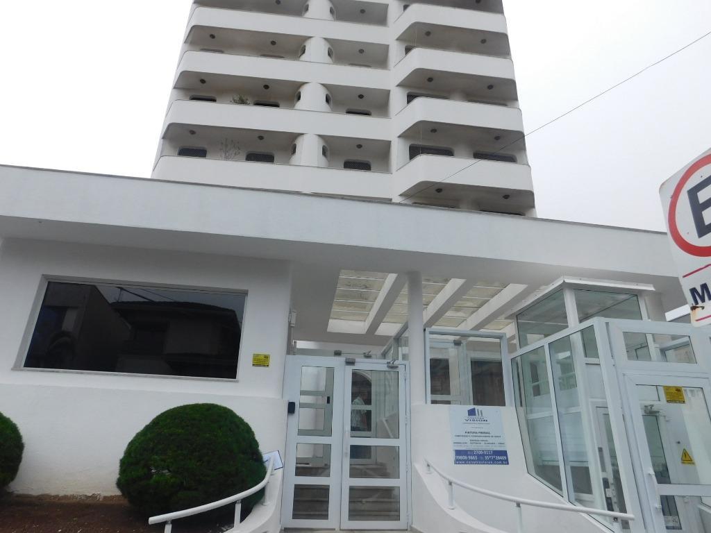 [Apartamento residencial para locação, Centro, Jundiaí - AP1261.]