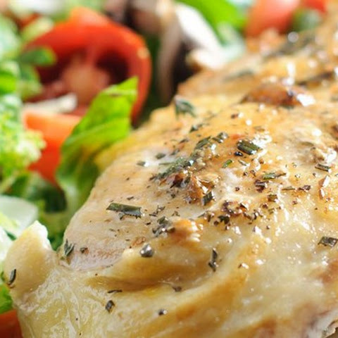 Pan-Roasted Chicken Breasts