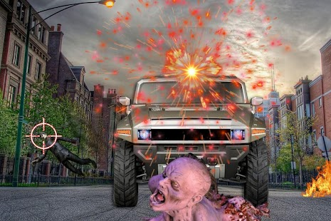 Zombie Summer Attack 2 - screenshot