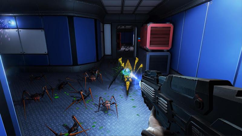 Return to Planet X Screenshot 1
