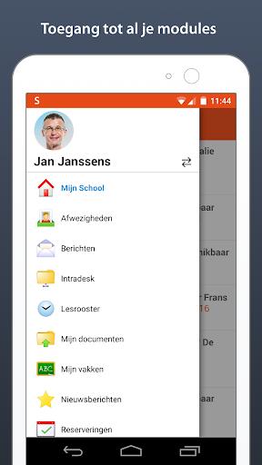 Smartschool screenshot 1