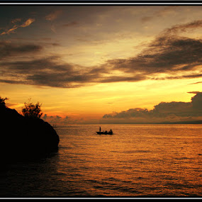 Melaut by Suwito Pomalingo - Landscapes Waterscapes ( indonesia, landscape, gorontalo )