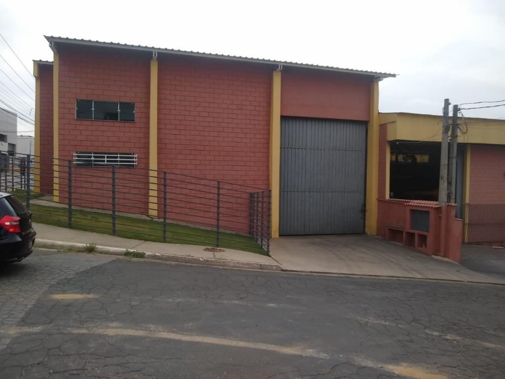 Galpão para alugar, 330 m² por R$ 7.000/mês - Jardim Nova Era - Vinhedo/SP