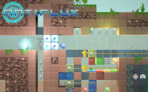 Antiflux - screenshot