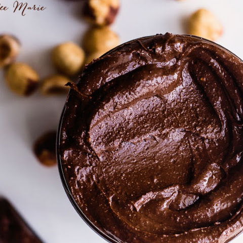 Chocolate Hazelnut… Homemade Nutella