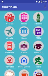 GPS Karten Navigation - Standortverfolgung android apps download