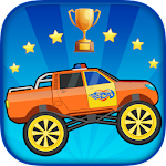 Racing games for toddlers Icon
