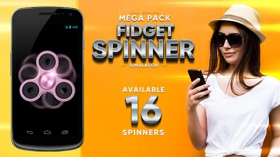 Fidget hand spinner mega pack