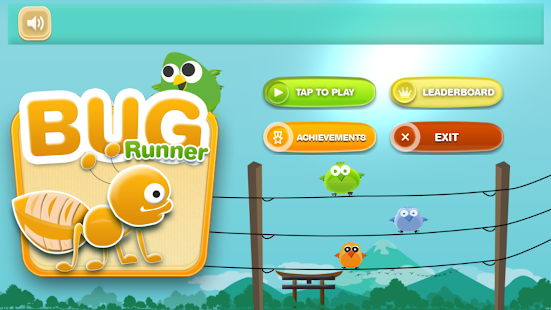 Bug Runner 2D - Running Game - screenshot