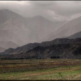 Rain by Jana Vondráčková - Landscapes Weather