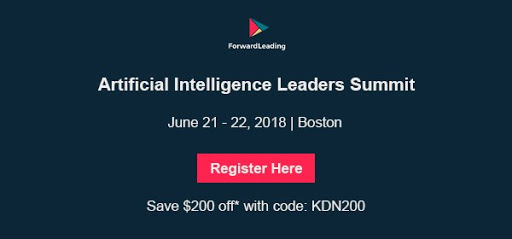 AI Leaders Summit, Boston, June 21-22: Meet 100 AI innovators from top firms