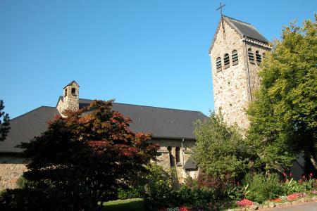 photo de Notre-Dame des Victoires (église de Tiège)