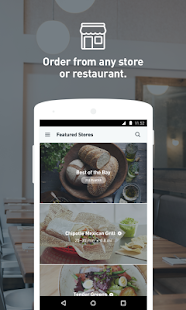 App Postmates: Food Delivery, Fast 3.6.4 APK for iPhone