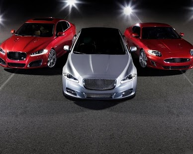 Wallpapers Jaguar XJ - screenshot