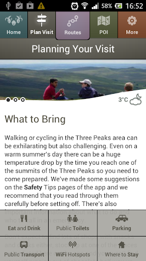 Three Peaks Yorkshire - screenshot