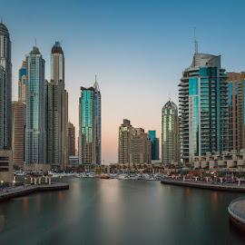Dubai Marina by Valentino Photos - City,  Street & Park  City Parks ( 500px, canon, dubai, pixoto, usa, photography )