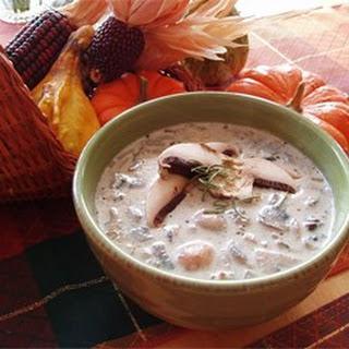 Portabella Mushroom Soup Recipes