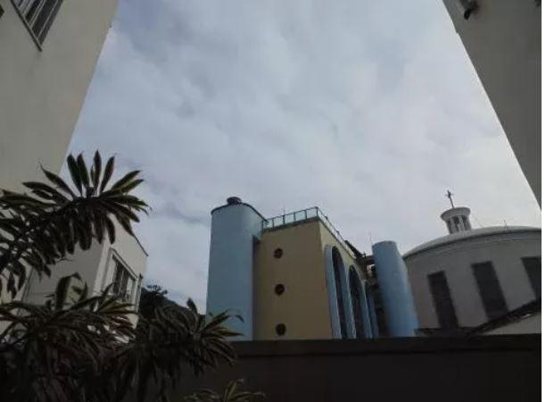 Apartamento em Cosme Velho  -  Rio de Janeiro - RJ