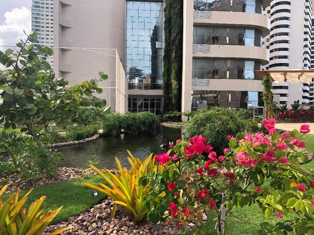 Apartamento com 3 dormitórios à venda, 196 m² por R$ 1.400.000 - Altiplano Cabo Branco - João Pessoa/PB