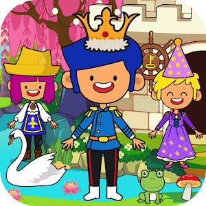 My Pretend Fairytale Land - Kids Royal Family Game For PC (Windows & MAC)