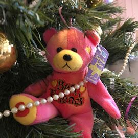 Teddy Loves Christmas by Dawn Simpson - Public Holidays Christmas ( toys, fesivity, teddy, family, christmas, fun )