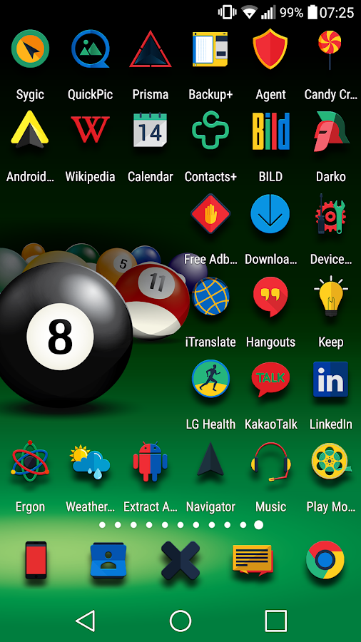 Ergon - Icon Pack Screenshot 4