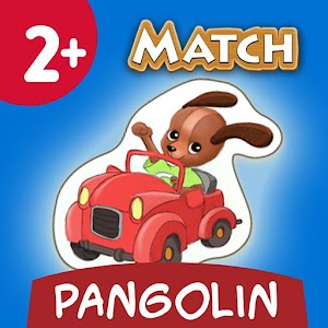 Baby Match Game - Cars