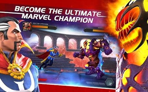MARVEL Contest of Champions APK for Bluestacks