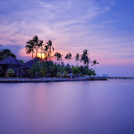 Today by Fe Photowork - Landscapes Beaches ( waterscape, sunset, sunrise, beach, seascape, landscapes )