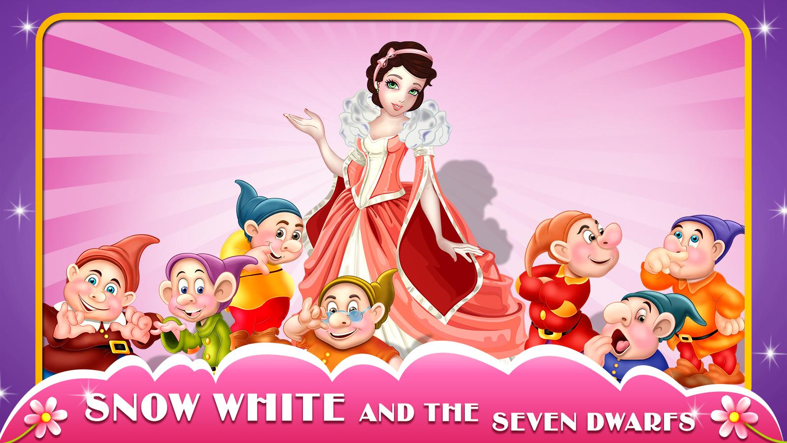 Snow white and the seven dwarfs story  nackt video