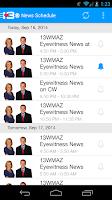 Screenshot of WMAZ-TV