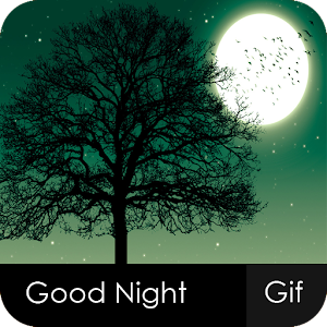 Good night GIF 2017