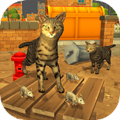Download Catty Cat World APK for Laptop