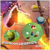 Guide Rayman Legends APK for Bluestacks