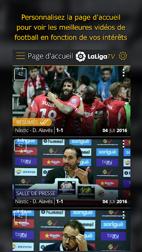 La Liga TV – Official Football APK