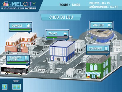 MEL CITY - screenshot