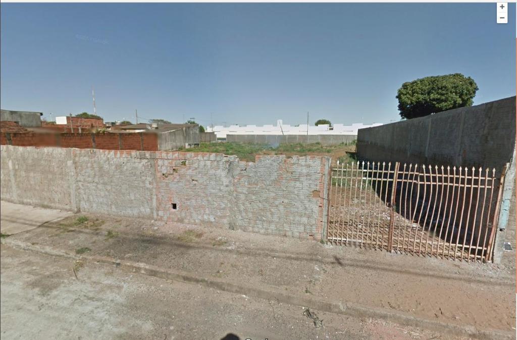 Terreno à venda, 348 m² por R$ 135.000 - Parque das Gameleiras - Uberaba/MG