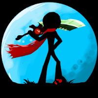 Stickman Shost: Ninja Warrior Action Offline Game on PC (Windows & Mac)