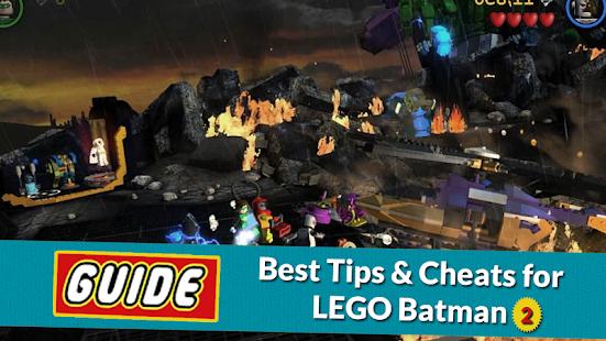 Tricks for LEGO BATMAN 2 APK for Lenovo