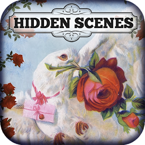 Hidden Scenes Happy Valentines