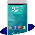 S6 Launcher and Theme APK for Blackberry