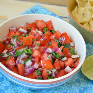 Pico de Gallo and a book review