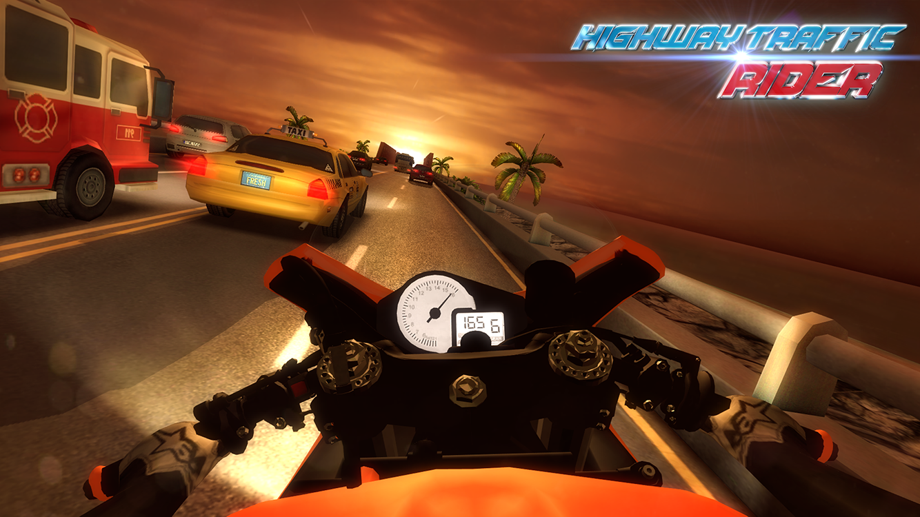 Highway Traffic Rider Screenshot 11